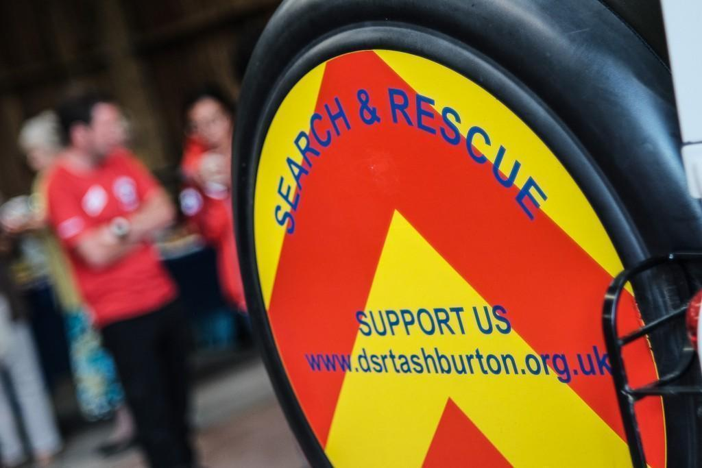 support us at Dartmoor Search and Rescue Ashburton