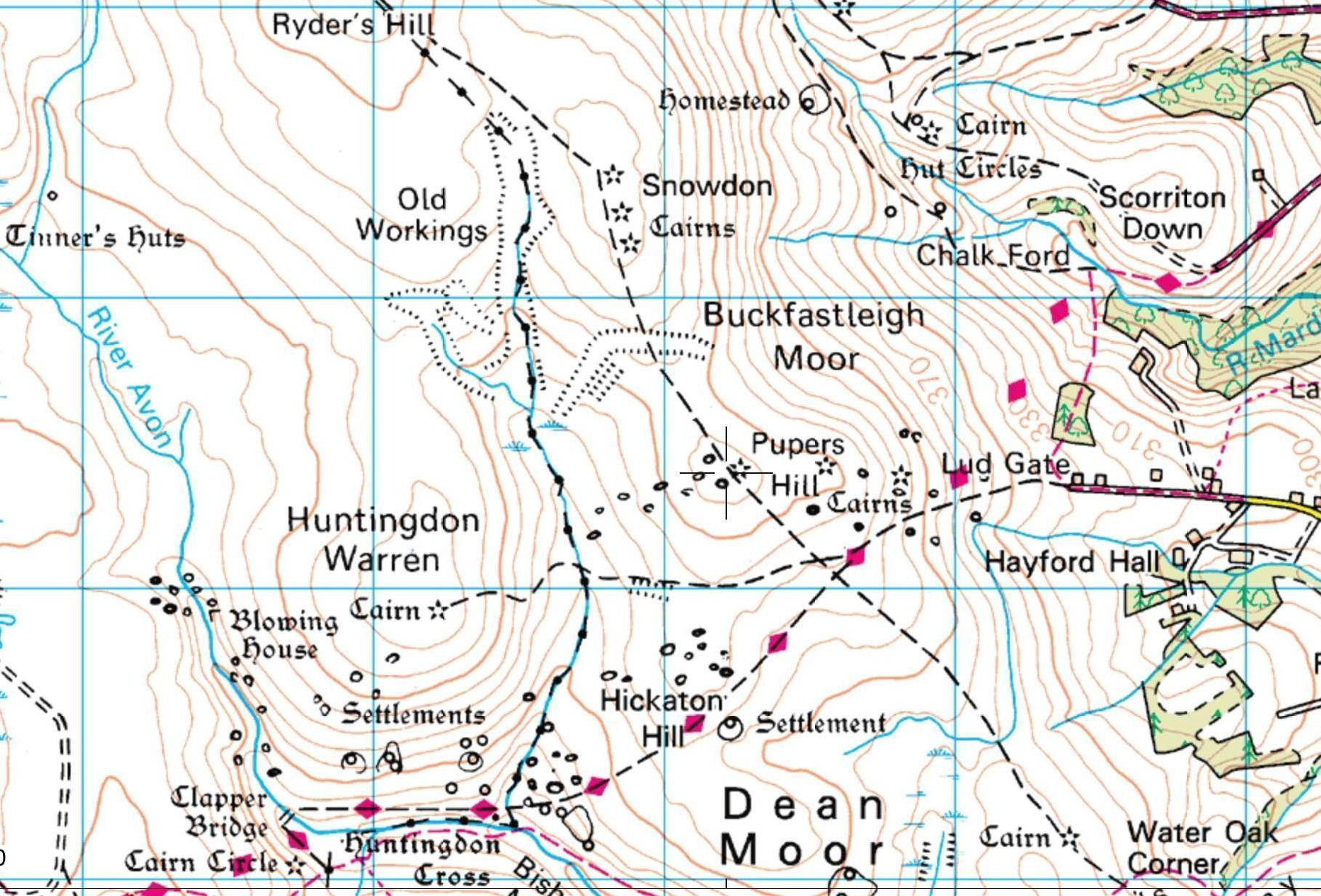 Dartmoor Search and Rescue Ashburton called out to assist a lost walker who had undertaken his walk with no map, caompass, whistle or torch