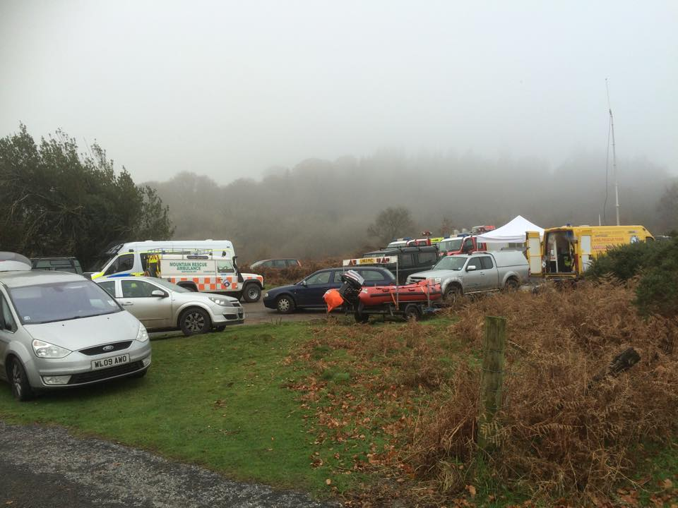 Devon based rescue team Dartmoor Search and Rescue Ashburton, affiliated to Dartmoor Rescue Group and Mountain Rescue England and Wales, were deployed on a major multi agency search for missing Ashburton man Morley Petherick.