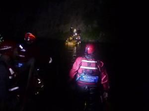 Dartmoor Search and Rescue Ashburton, affiliated to Mountain Rescue England and Wales has a Swift Water Rescue capability comprising of a team of Swift Water Rescue Technicians