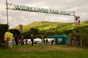 Extended search for missing person at Widecombe Fair