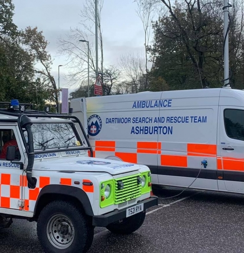 Missing vulnerable person, Dartington