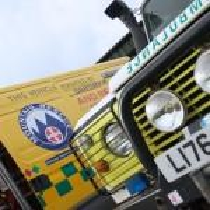 Dartmoor Rescue on search in East Devon