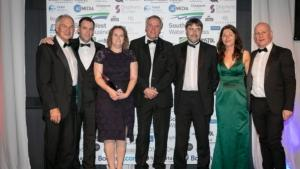 Winners! SW search and rescue teams celebrate award success.