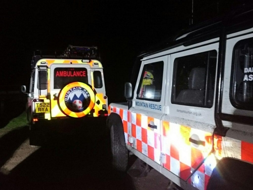 Search for a missing man from Totnes