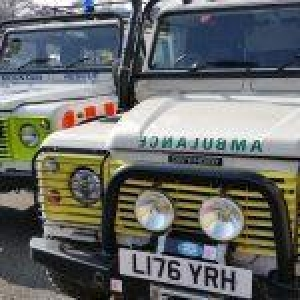 Dartmoor Search and Rescue Ashburton landrover