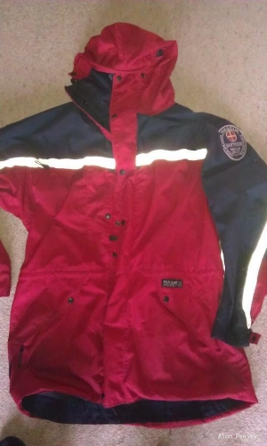 Dartmoor Search and Rescue Team Jacket