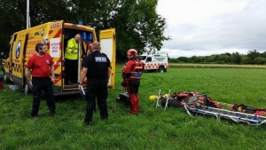 Search sparked due to abandoned kayak on River Teign